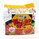Bag of instant noodles with Yakisoba sauce, SAPPORO ICHIBAN