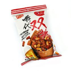 Snack Mix Especias y cacahuetes, MIX PACK SPICE SLICE & GEEN PEANUTS, 80g