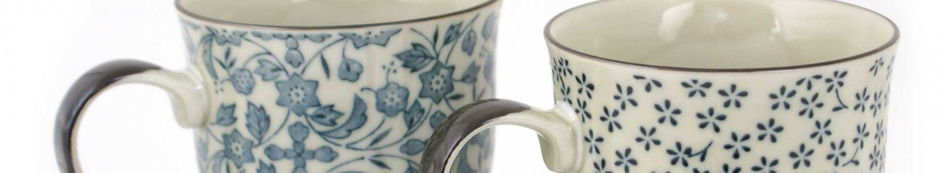 Japanese handle cups made in Japan